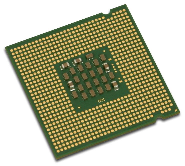 kliknij, to zobaczysz procesor AMD ATHLON od spodu