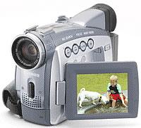 kliknij, a zobaczysz Kamerę Cyfrową CANON MV700i