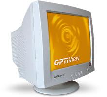 kliknij to zobaczysz MONITOR OPTIView p17 TCO`99