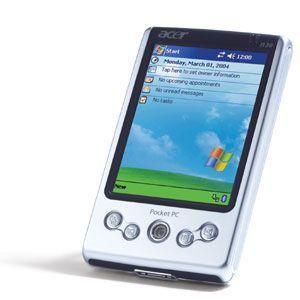 kliknij to zobaczysz Palmtop ACER Pocket N30 PC2003